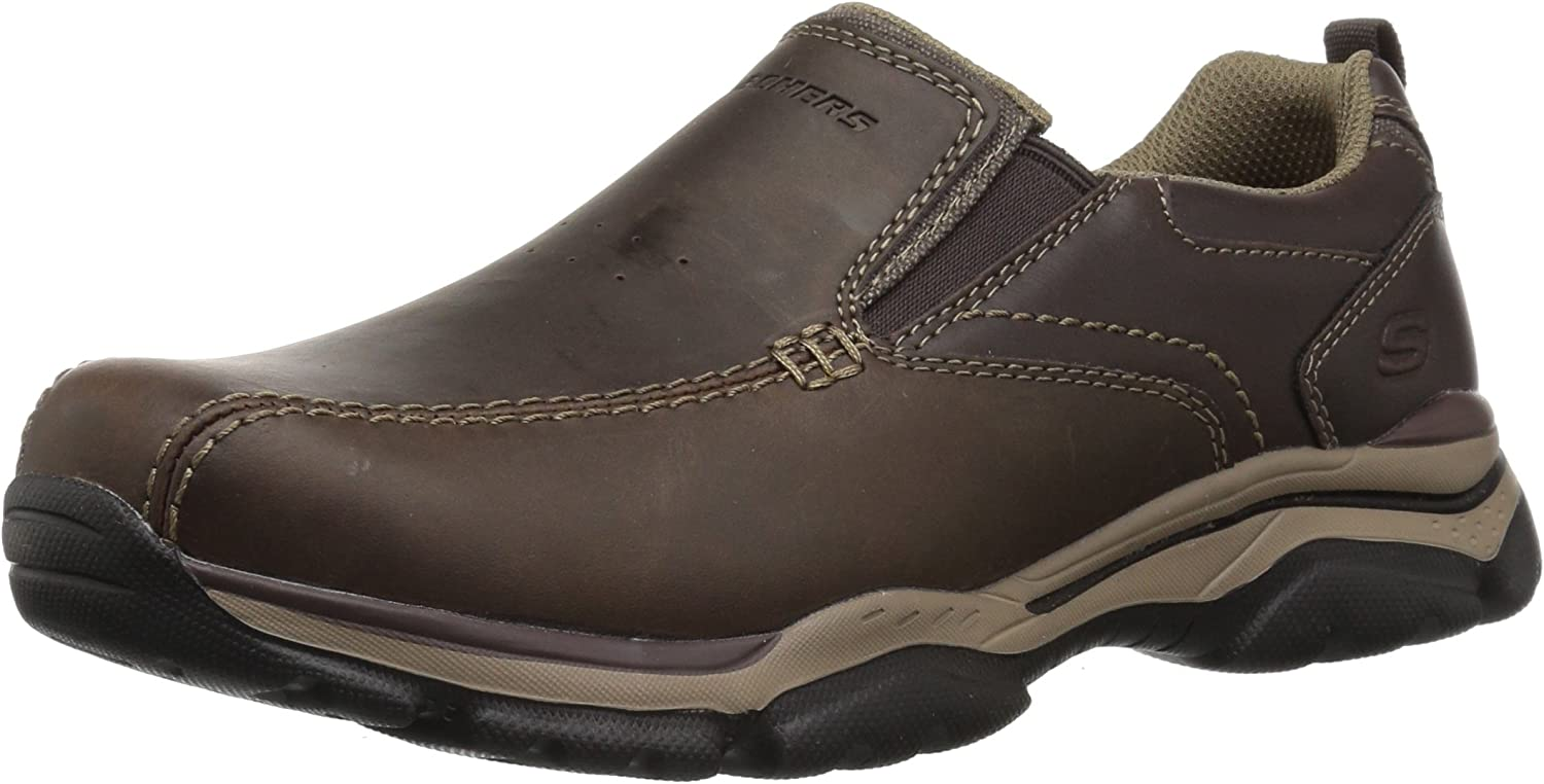 25% OFF Skechers New product type Men's Relaxed Loafer Fit-rovato-venten
