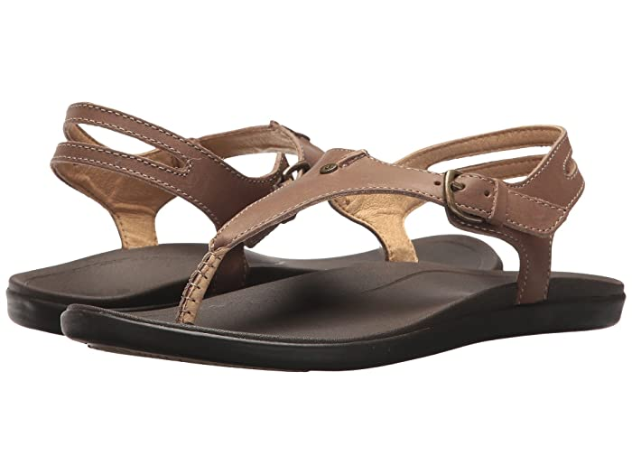 'Eheu  Shoes (Clay/Dark Java) Women's Sandals