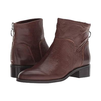 Franco Sarto Brady (Brown Cavalier Premium Leather) Women