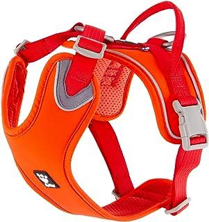 Hurtta Weekend Warrior ECO Dog Harness, Rosehip, 39-47 in