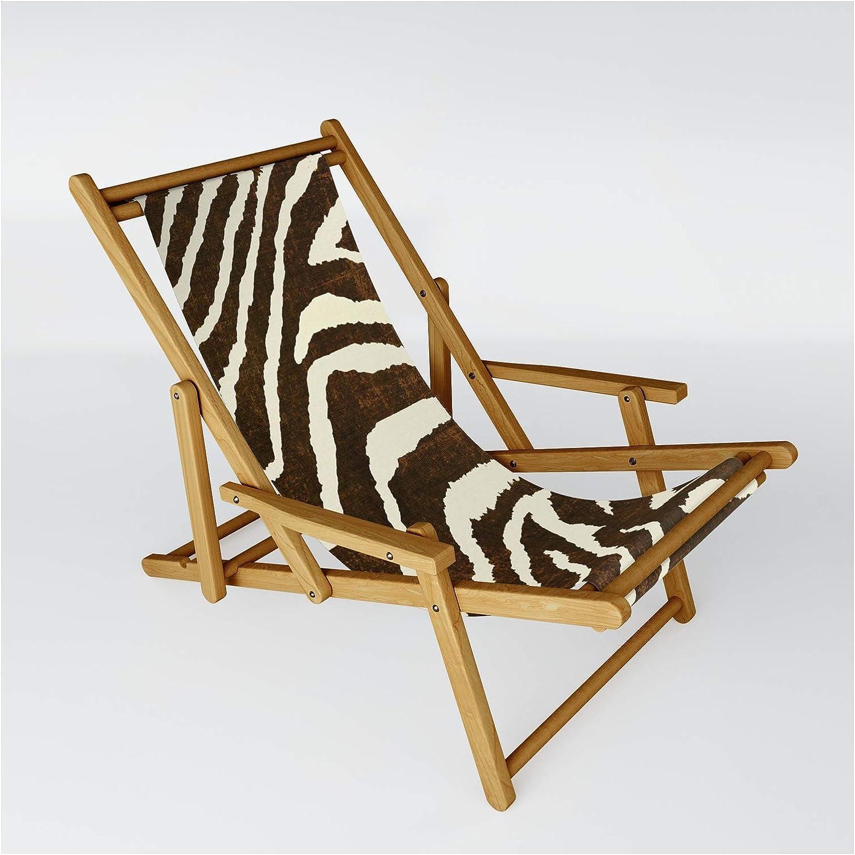 Society6 Animal Print Tulsa Mall Zebra in Winter Spasm price Brown 2 Beige by Saund and