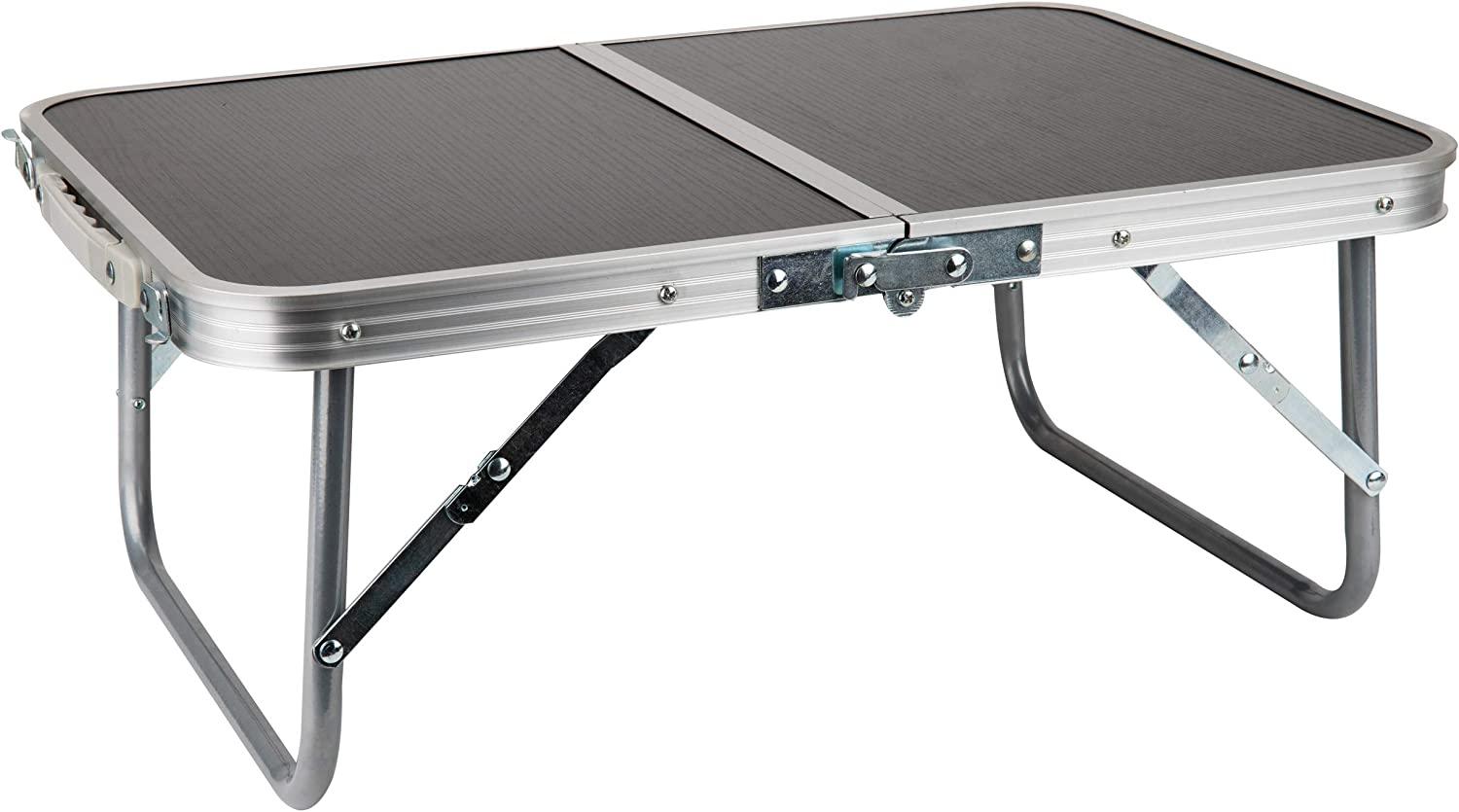 SALENEW very popular! Omaha Mall Mind Reader Folding Lap Tray Bed with Collapsibl Breakfast Desk