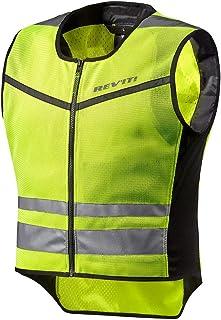 taglie S 10XL colore: giallo fluo Modeka Basic Gilet di sicurezza retroriflettente