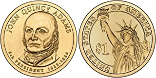 presidential dollar coins john adams