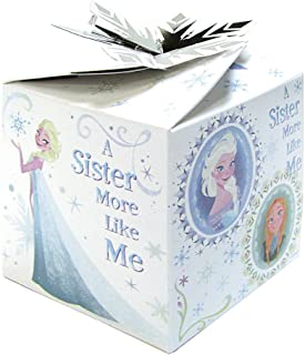 APJ アナと雪の女王 フローズン ギフトボックス ワンタッチ組箱 アナとエルサB