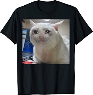 Best crying cat shirt Reviews