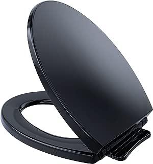 TOTO SS114#51 Transitional SoftClose Elongated Toilet Seat, Ebony