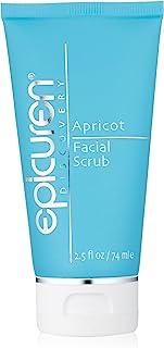 Epicuren Discovery Apricot Facial Scrub, 2.5 Fl Oz