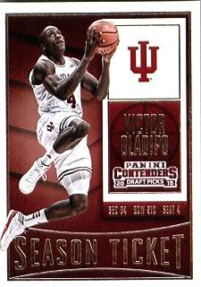 2015-16 Panini Contenders Draft Picks #96 Victor Oladipo Basketball Card