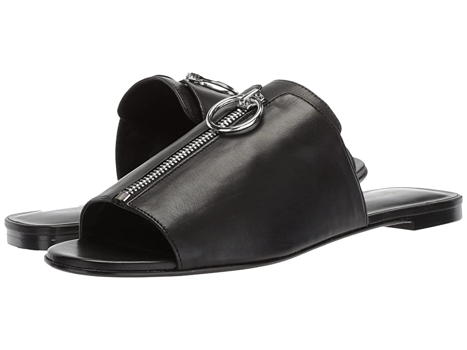Via Spiga Hope (Black Leather) Women