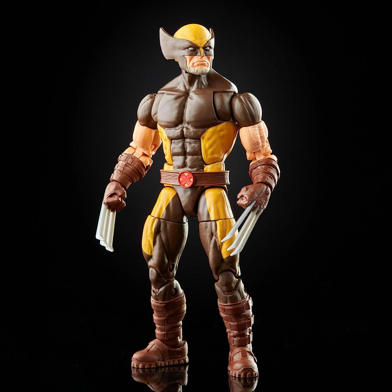 Marvel Legends Series Action Figure Wolverine Baf Wendigo Hasbro 15 Cm