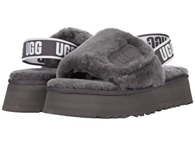 UGG Disco Slide (Dark Grey) Women