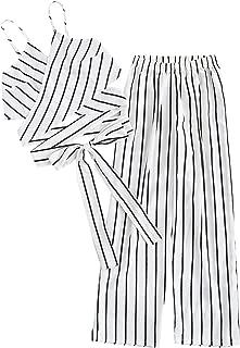 Best all white 2 piece jumpsuit Reviews