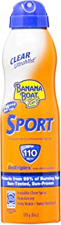 Banana Boat Sport Performance Sunscreen Spray SPF 110 (170gm)