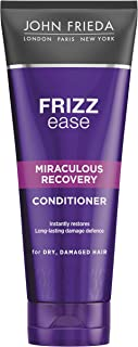 by KAO UK LTD John Fridea Frizz Ease Miraculous Recovery Conditioner 250 ml [並行輸入品]