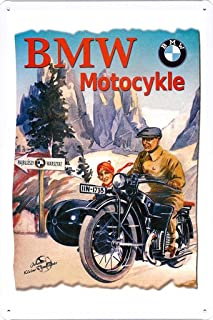 Best bmw motorcycle poster Reviews