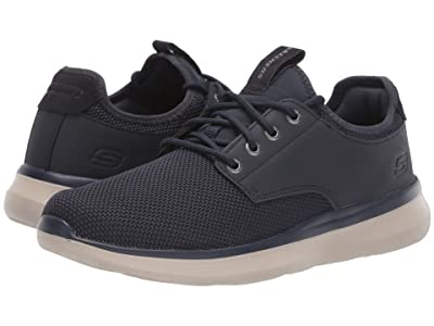 SKECHERS Delson 2.0 Weslo (Navy) Men
