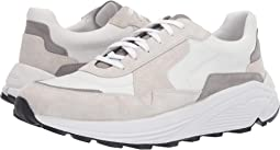 White Silk Calf/Sport Suede