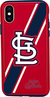 Forever Collectibles Impact Series Dual Layered Protective Case for MLB iPhone XR - 6.1inch