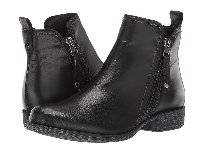 Miz Mooz  Libre (Black) Womens  Boots