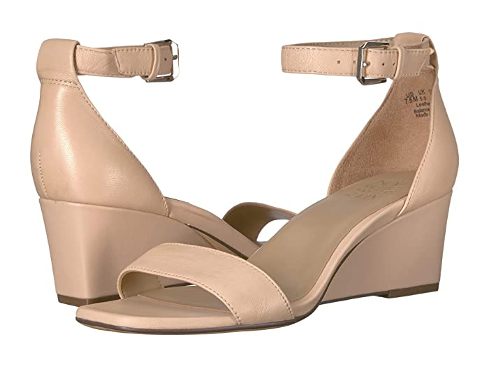 neutral sandals for short women