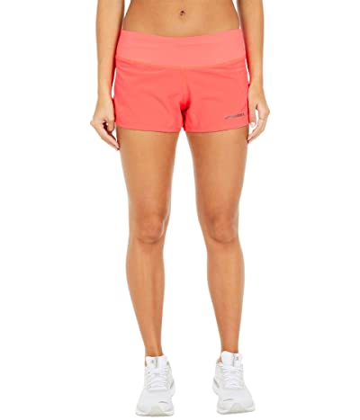 Brooks Chaser 3 Shorts (Hot Pink) Women