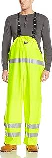 Workwear Men's Narvik High Visibilty Bib Pant