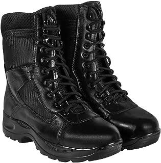 Blinder Men's Black Long Boots