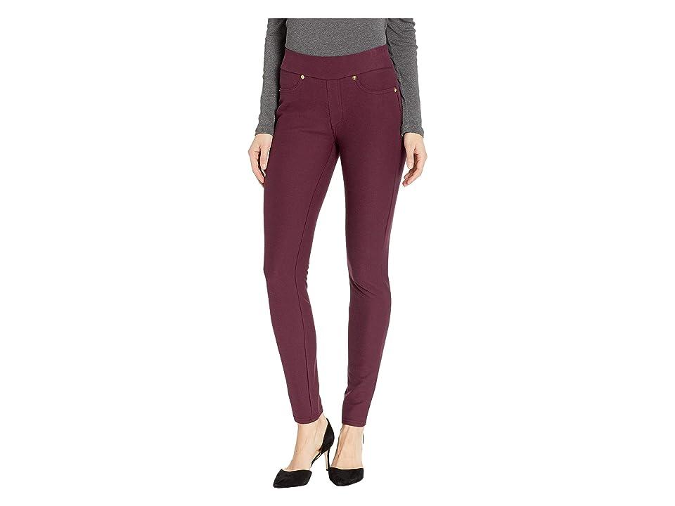 MICHAEL Michael Kors Pull-On Leggings (Cordovan) Women