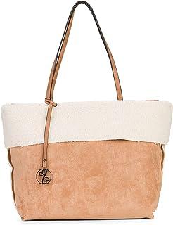 Emily & Noah Shopper Shona 61933 Damen Handtaschen Zweifarbig