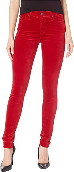 Farrah Skinny in Red Amaryllis