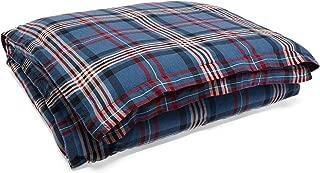 RALPH LAUREN Saranac Peak Collection - King Bentwood Plaid Comforter