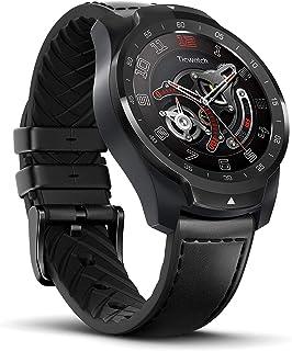 Ticwatch Pro Reloj Inteligente Smart Watch Compatible con iOS y Android (Wear 0S) Asistente de Google Tecnología de Visual...