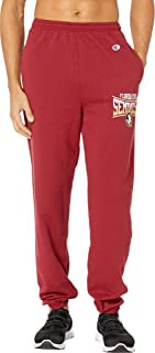 Mens Florida State Seminoles Eco Powerblend Banded Pants