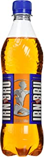 Irn Bru Scottish Soda Package of 4