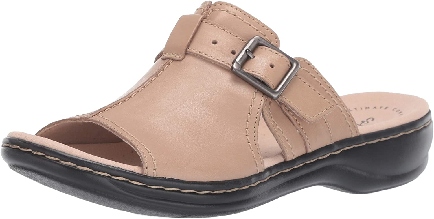 Clarks Womens Leisa Gianna Sandal