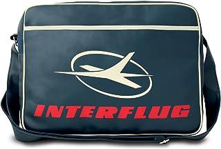 09f4c5e3c5 Interflug Sac bandoulière - Sac de Sport - Interflug - Design Original sous  Licence - LOGOSHIRT