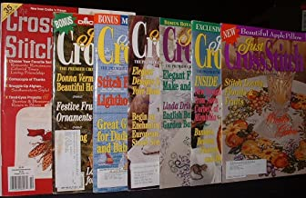 the cross stitcher magazine back issues