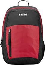 Safari 26 Ltrs Red Casual Backpack (CHAMP19CBRED)