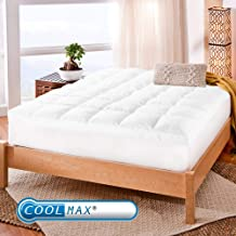 CoolMax Bamboo Mattress Topper (King)