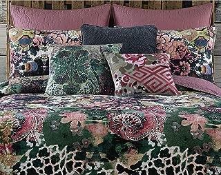 Poetic Wanderlust by Tracy Porter PQW2037QN-1100 Oversized Comfort Quilt, Full/Queen, Amelia