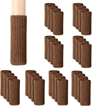 32 Stks Stoel Been Sokken Vloerbeschermers Gebreide Meubelen Voeten Sokken Antislip Slijtvaste Ruisonderdrukkende Stoelhoe...