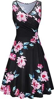 floral dresses xl