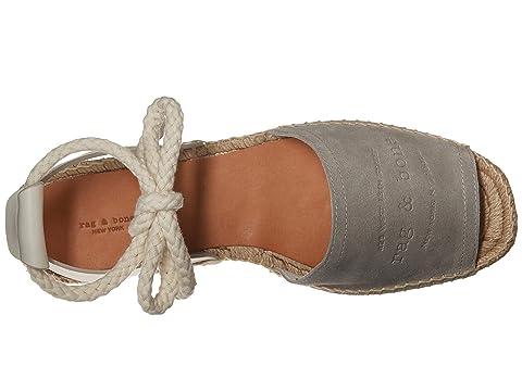 29641602e59 rag & bone Estelle Ankle Tie Espadrille at Luxury.Zappos.com