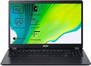 """Acer A315-54K - Ordenador portátil de 15.6"""" HD (Intel Core i3-7020U, 8GB de RAM, 256GB SSD, Intel HD Graphics 620, Windows..."""