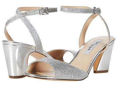 Nina Lawren (New Silver Baby Glitter) Women