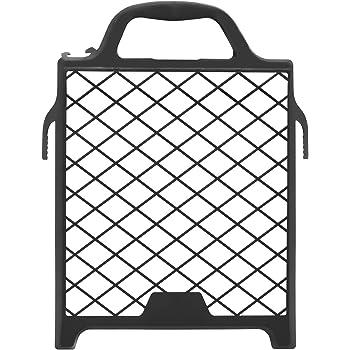 Color Expert 84832910 - Griglia per rullo pittura, in plastica, colore: nero, 21 x 25 cm