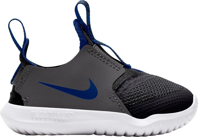 Nike Toddler Flex Runner Running Shoes, Black, 7C