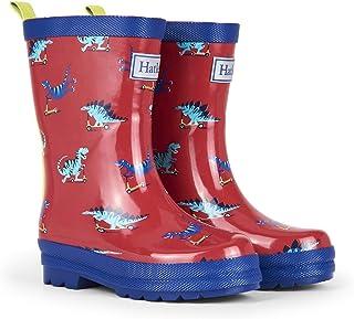 Hatley Boys` Scooting Dinos Rain Boots