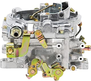Edelbrock 1404 Performer Series 500 cfm, Square-Flange, Manual Choke Carburetor (non-EGR)